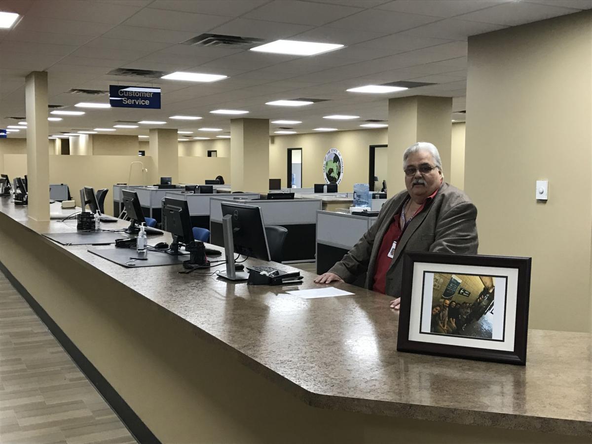 Lake County Auditor John Petalas