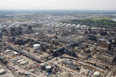 BP Whiting Refinery shuts down largest crude distillation unit