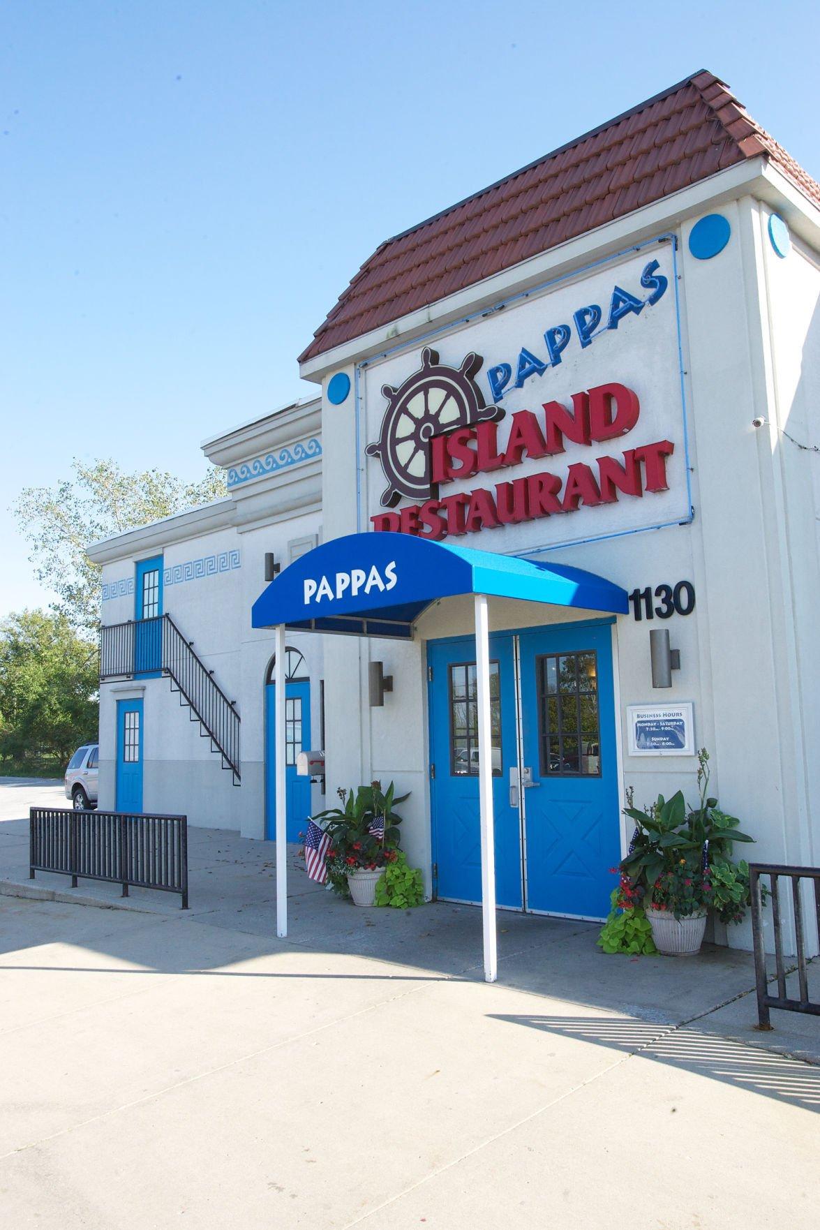 Pappas Restaurant Crown Point Menu