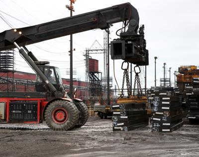 Great Lakes steel production shoots up by 32,000 tons