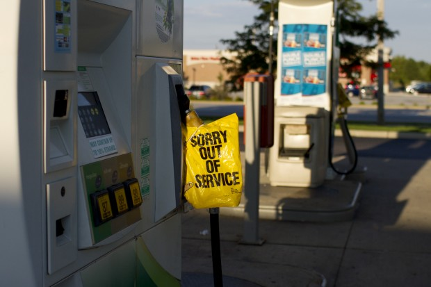 BP recalls gasoline sent to region fuel distributors .JPG