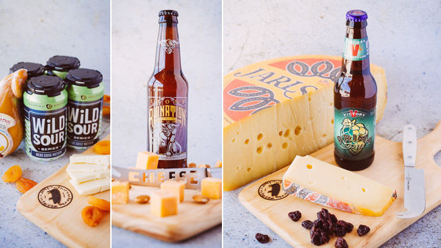 Craft beer and cheese pairings are making a comeback