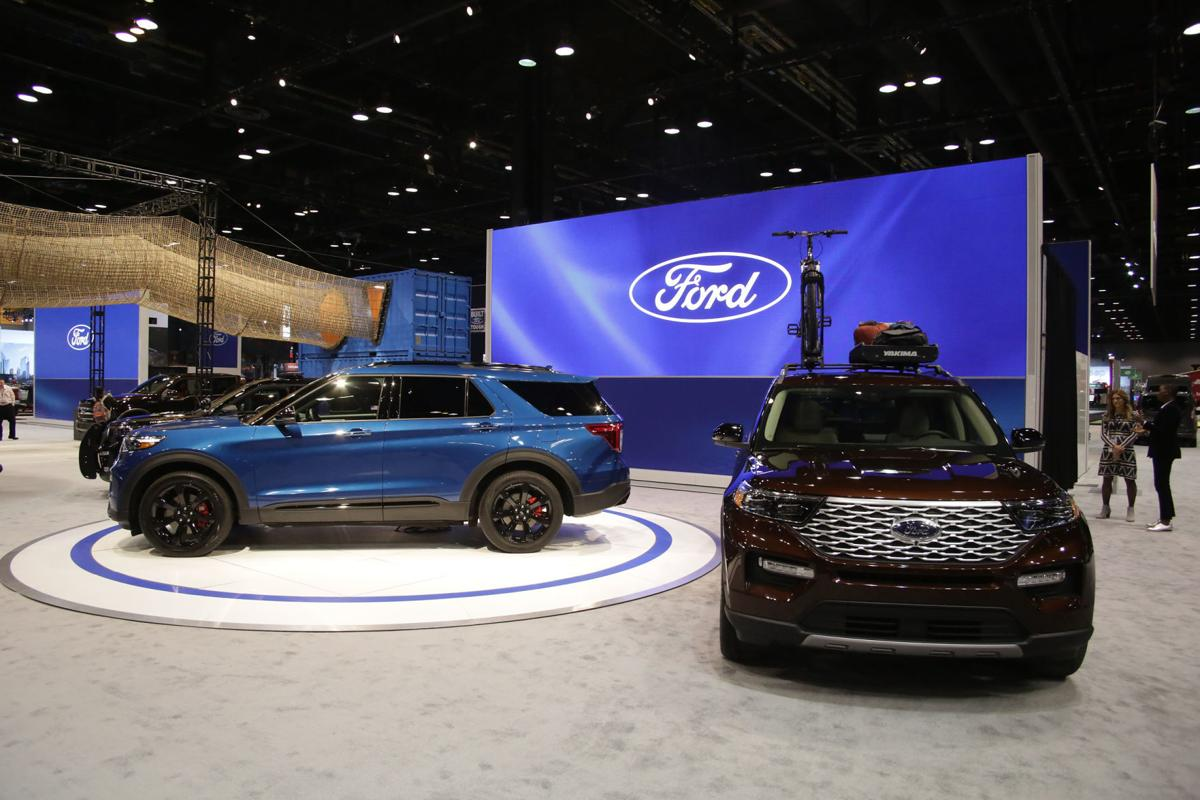 Chicago Assembly Plant will shut down for month as it switches to new Explorer model