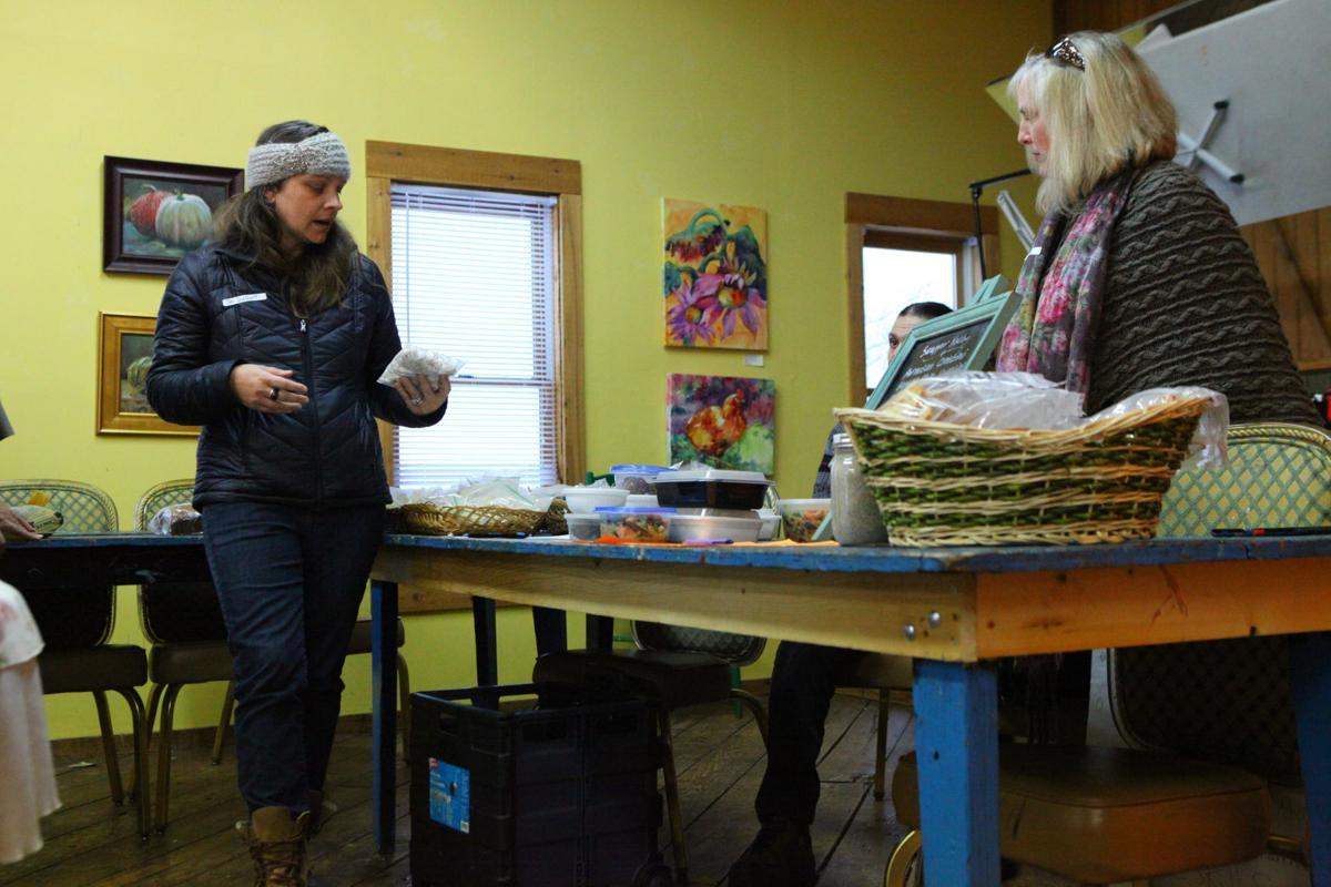 Food Swap at the Art Barn
