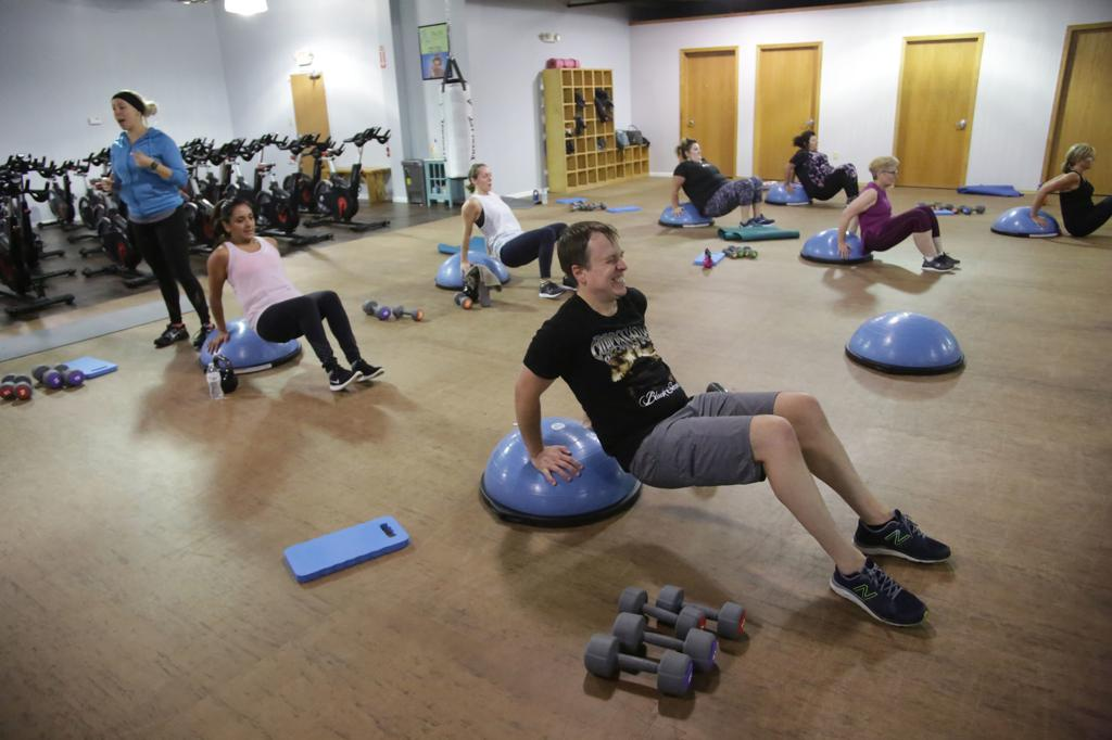 Workout fads from the '80s, '90s still popular in Northwest