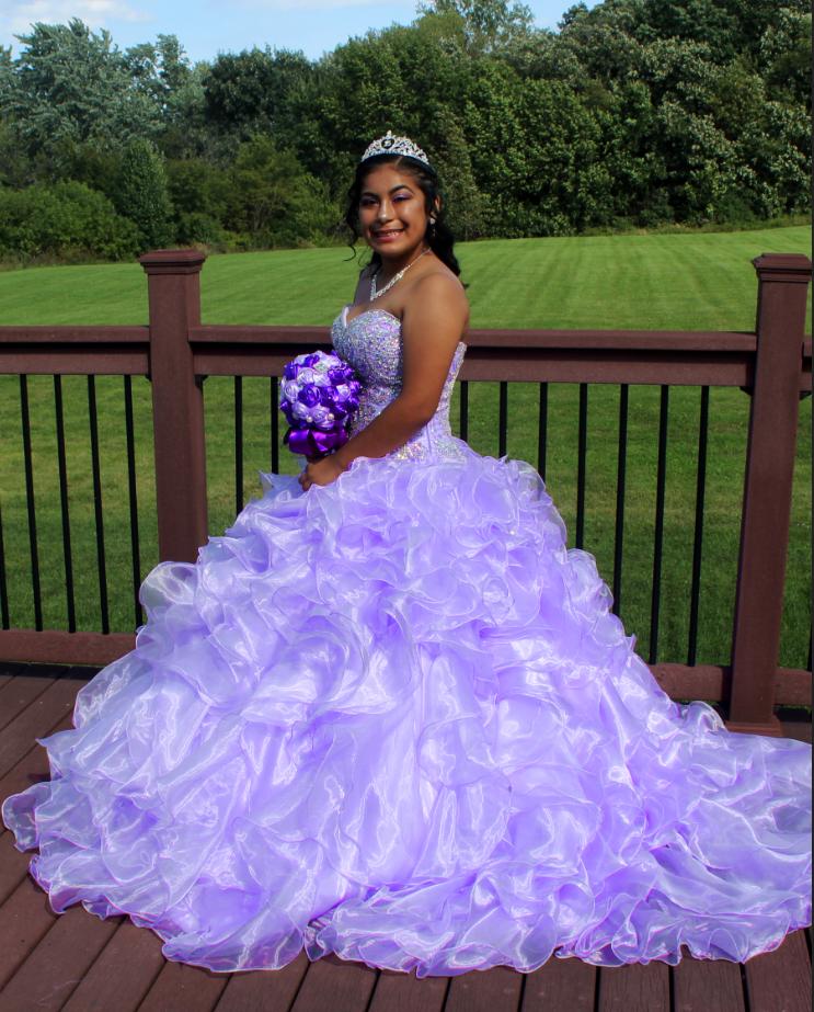 Happy 15th birthday, Jazmyn Puente!