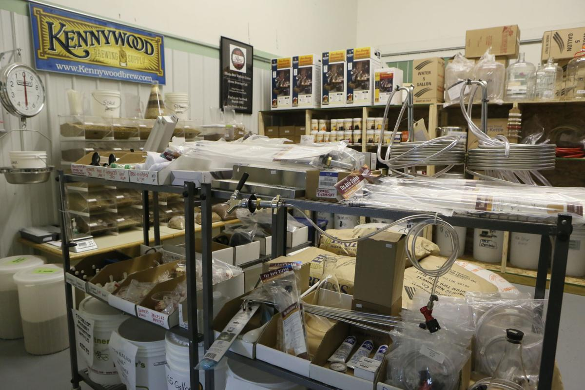 home brew supply store business plan