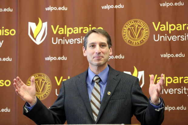 Valparaiso University introduces Dave Cecchini