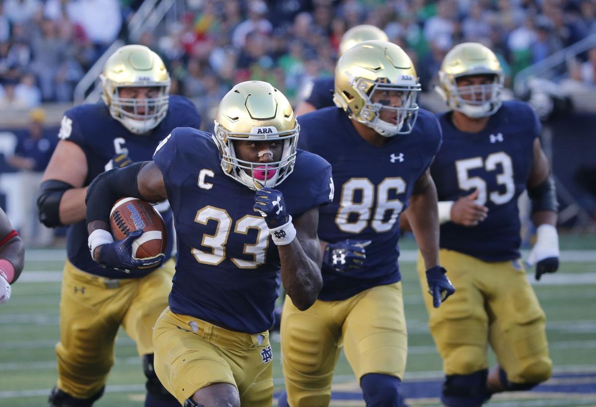 Miami Ohio Notre Dame Football T25