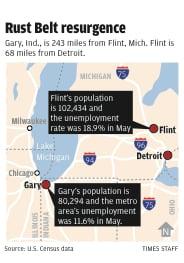 Rust Belt resurgence: Flint, Mich.