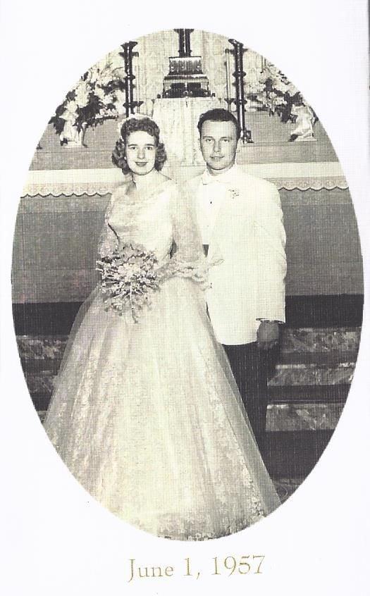 Dan and Helen Brnicky celebrate 60th anniversary
