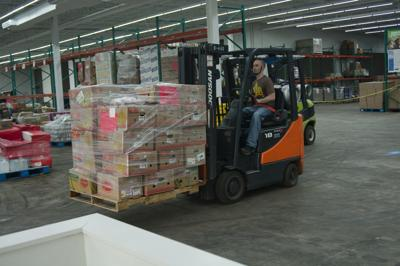 New quarters, more opportunities for Food Bank to help needy