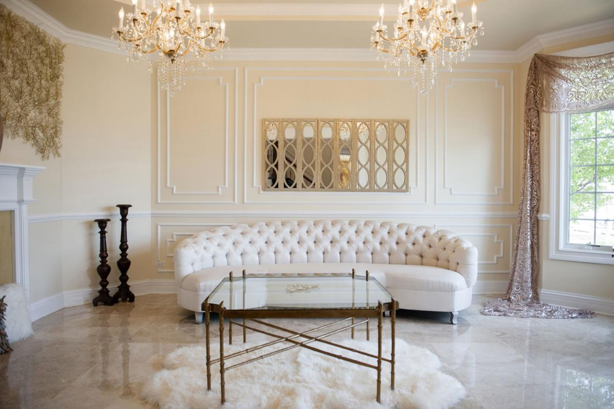 Artistic updates lend Middle Eastern glam to this Munster home