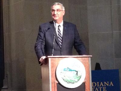 Holcomb approves new laws for South Shore development, Gary schools takeover