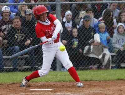 4A softball regional: Crown Point vs. Chesterton