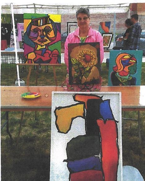 Dunes artist exhibiting work at the Queen of All Saints Catholic Church in Michigan City