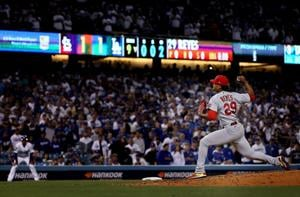 'The hurt is what motivates you': His career spent overcoming adversity, Cardinals Reyes tested again by walk-off loss