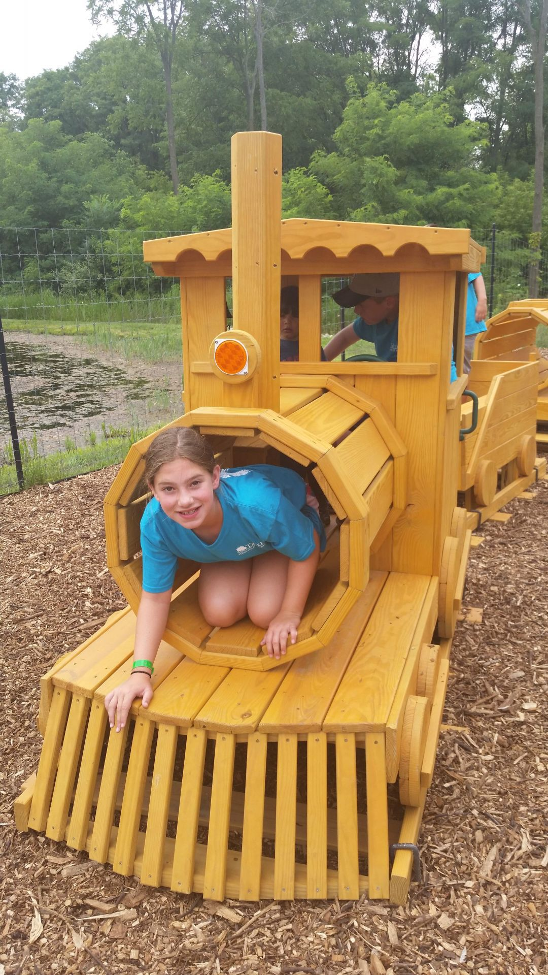 Taltree opens new playground