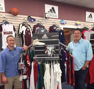 Family-owned Blythe's Athletics is growing despite Dick's competition