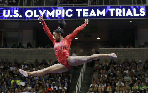 Simone Biles: Waiting to hear from USOC about sexual abuse