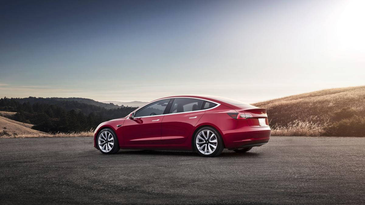 Edmunds The Road With Tesla S Model 3