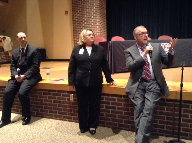 Local superintendents set legislative agenda