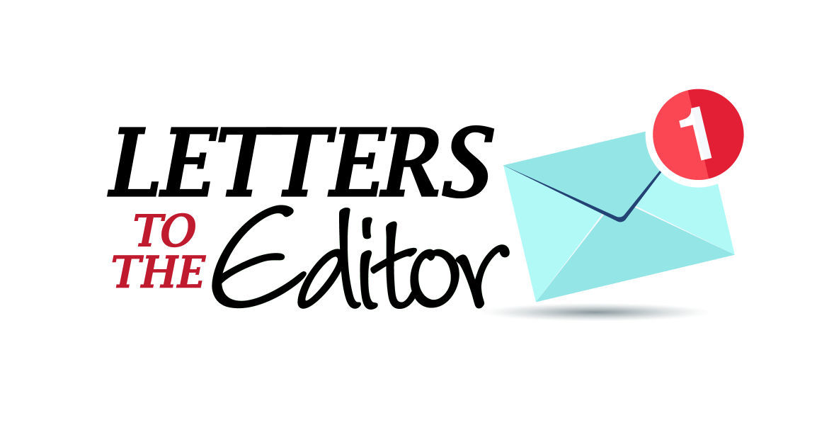 Letters to the editor stock