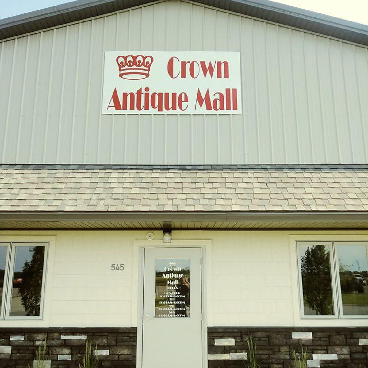 997dbfeaa69b7 City Council gives final OK before Crown Antique Mall's grand ...