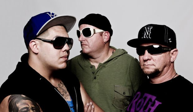 Sublime with Rome, Chevelle, Grandmaster Flash to play Festival of the Lakes