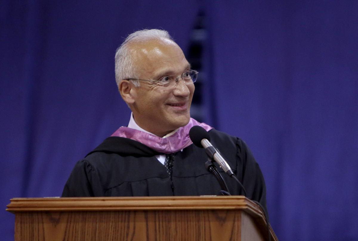 Bishop Noll Institute graduation