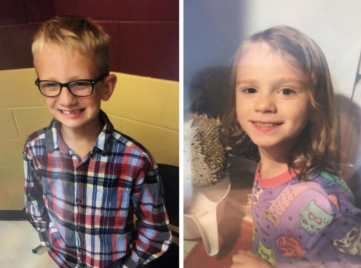Porter County police searching for two missing children in Washington Township