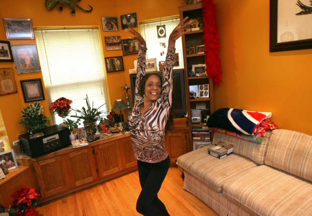 Former gymnast Dianne Durham