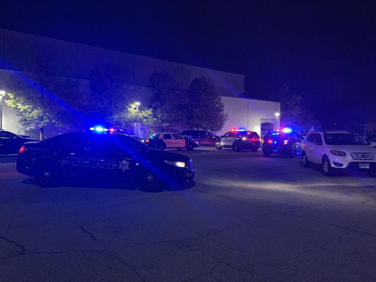 River Oaks Mall shooting