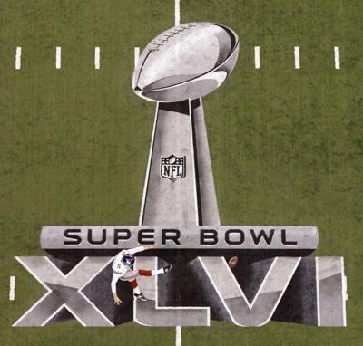 Super Bowl Football, Steve Weatherford