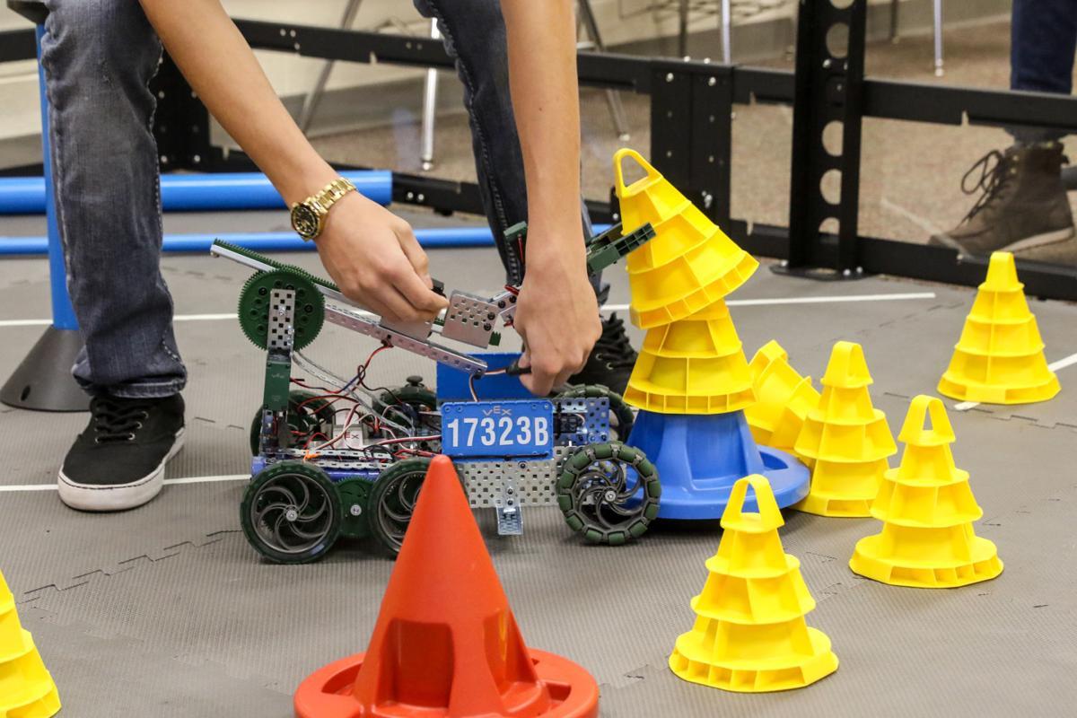 Washington Township robots