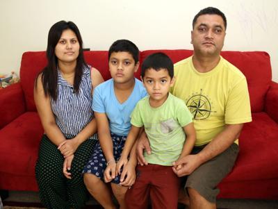 Nepal family relocates to Valparaiso following earthquake