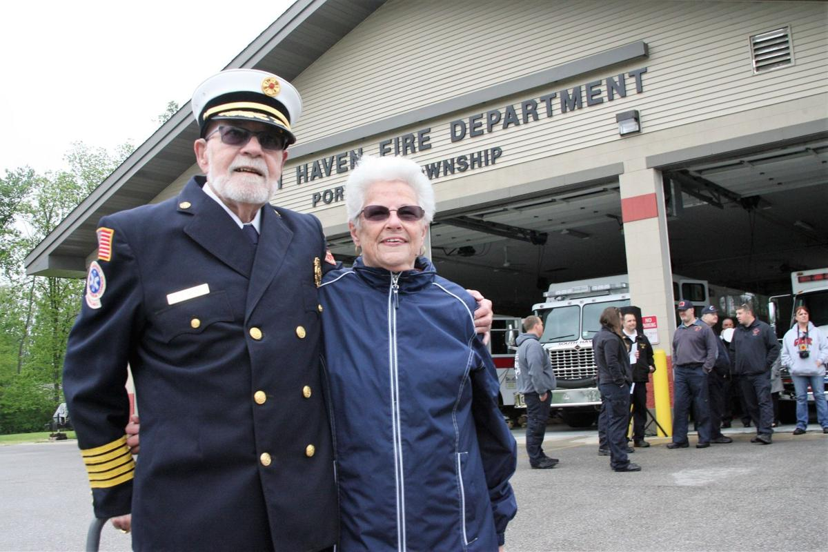 South Haven fire station named for former chief