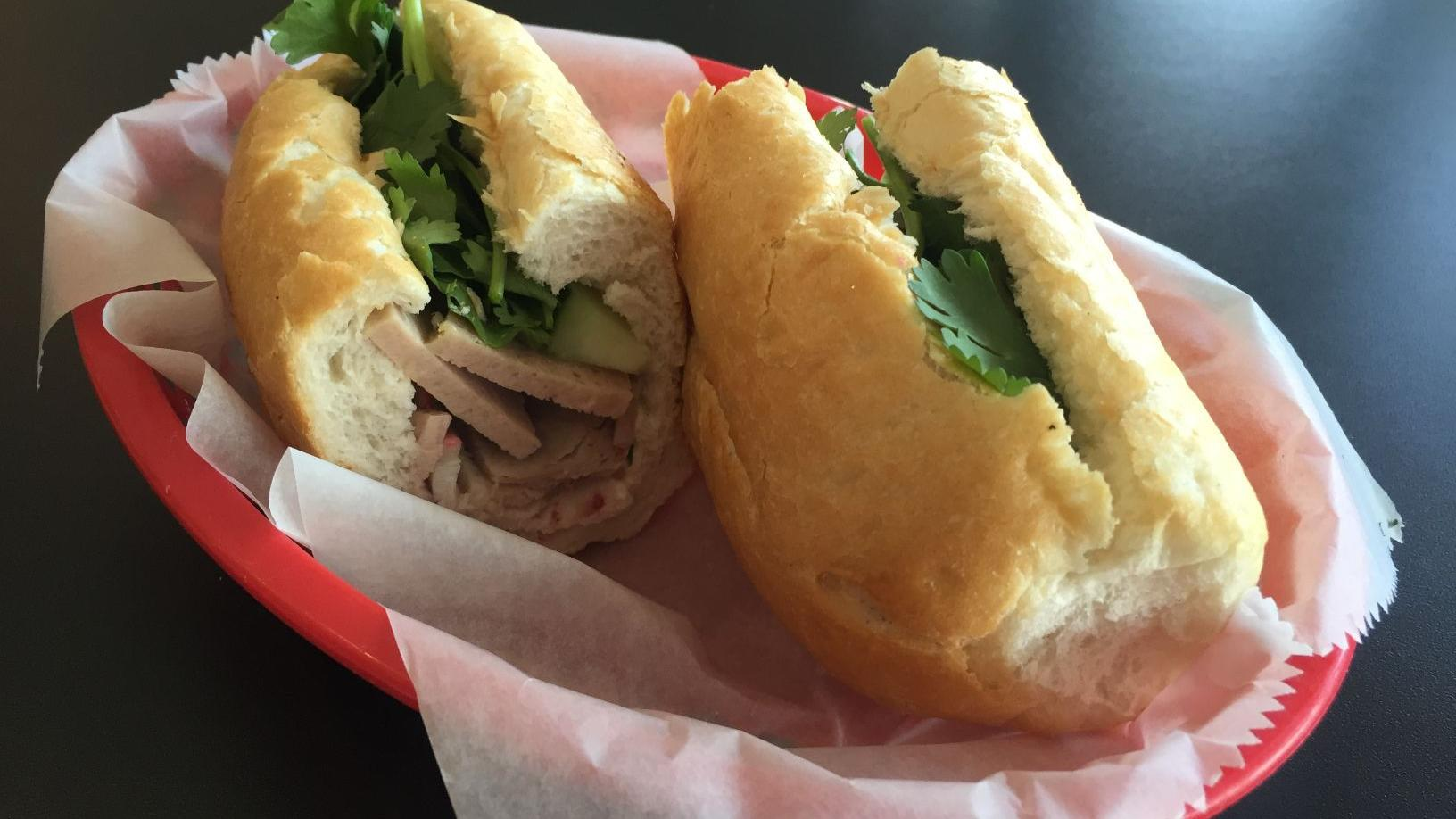 TASTE TEST: Banh mi at Saigon Noodles House