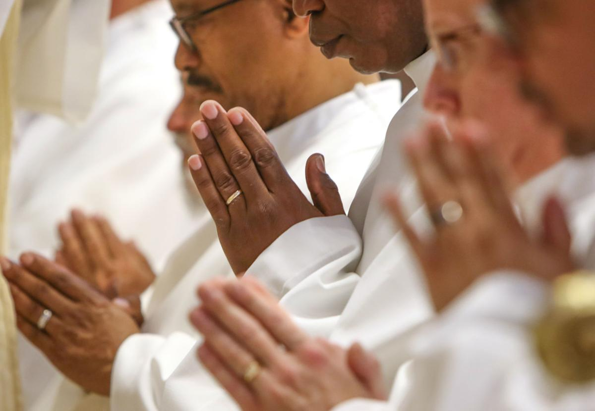 Seven Deacons Ordained