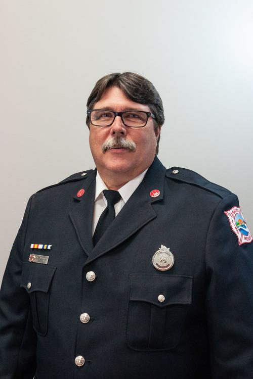 Veteran firefighter selected as new Portage fire chief