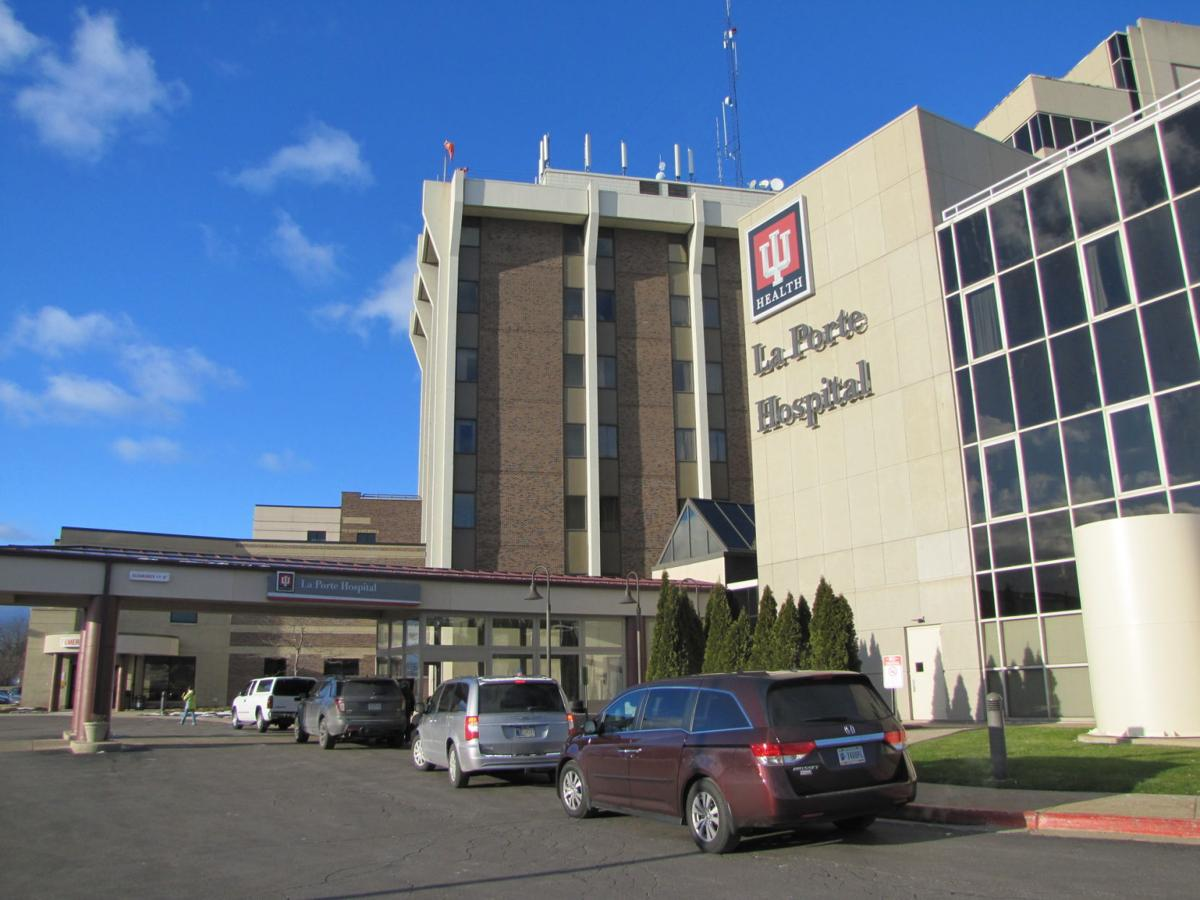 IU Health LaPorte Hospital (copy)