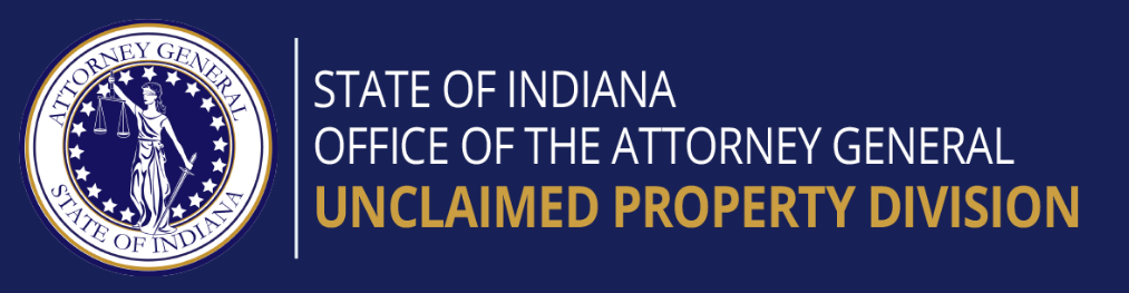 Indiana Unclaimed Property logo