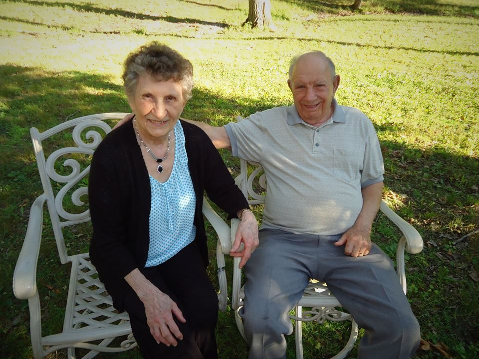 Celebrating 65 years of wedded bliss
