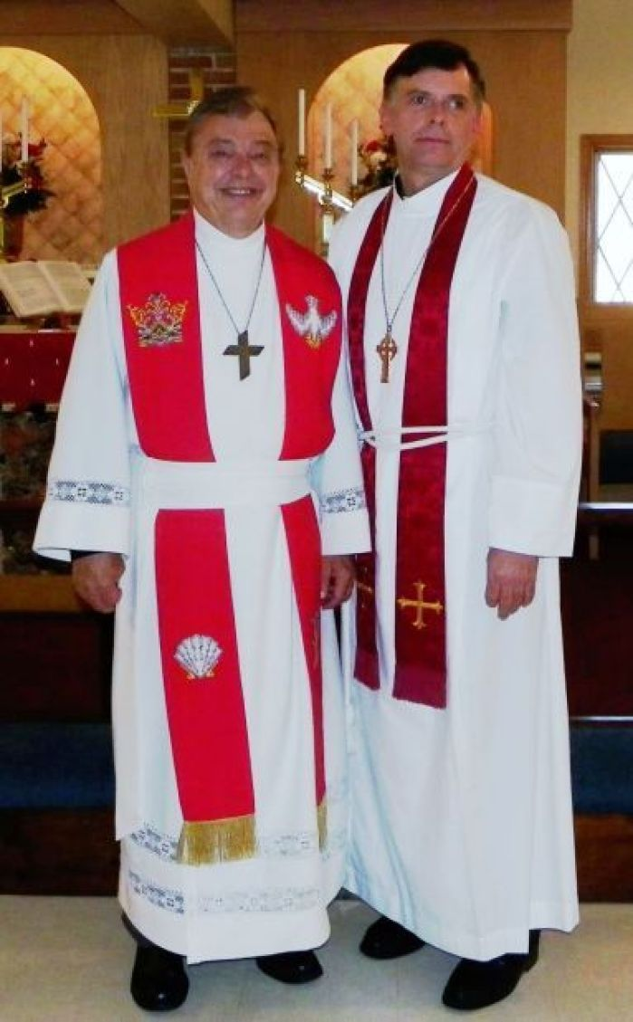New Lutheran pastor envisions a school and community ...