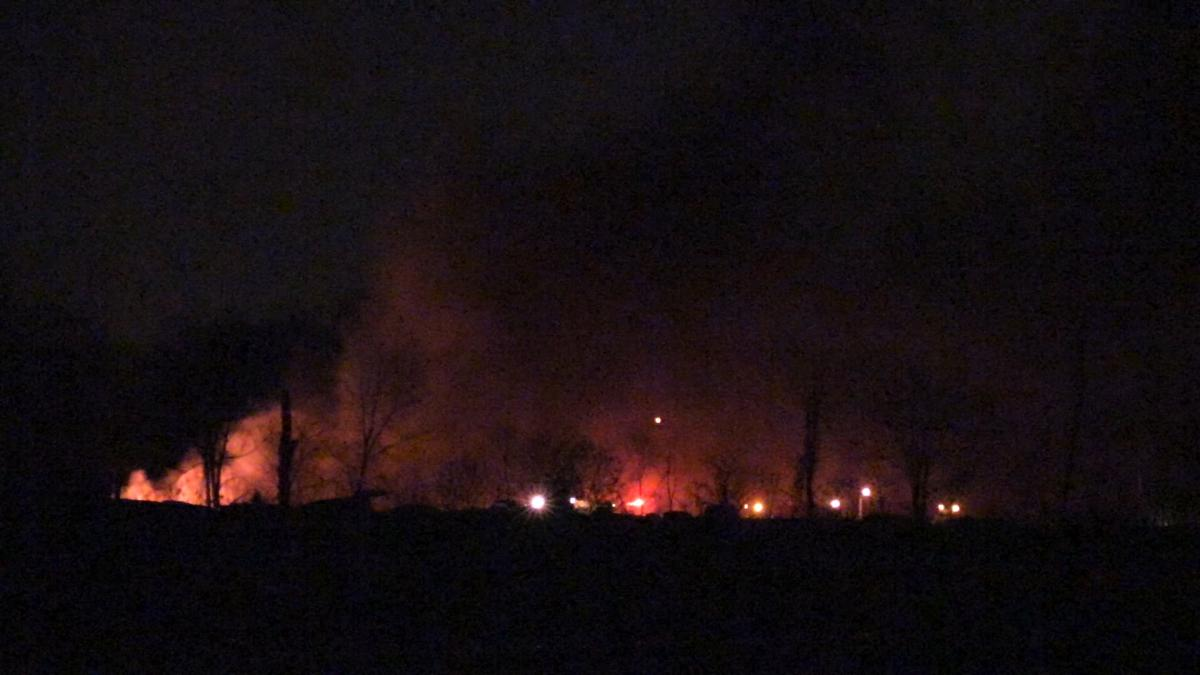 I 80 Auto Parts >> Investigation Underway After 60 Car Blaze At Gary Auto Lot