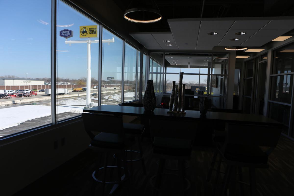 New office building in Hammond's Oxbow landing