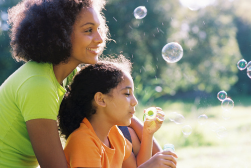 Five steps to becoming a confident mom