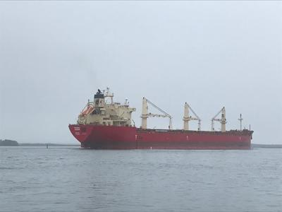 International shipping on Great Lakes down 7.9% but grain and wind turbine cargoes growing