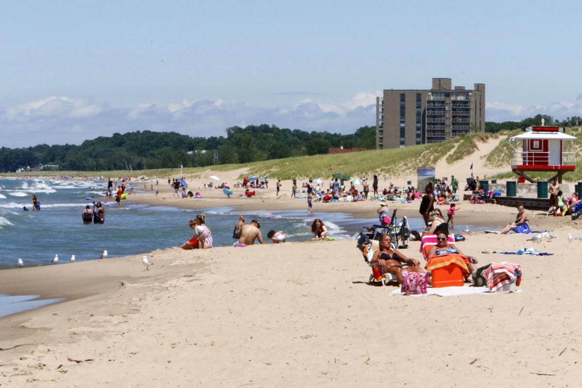 Washington Park Beach