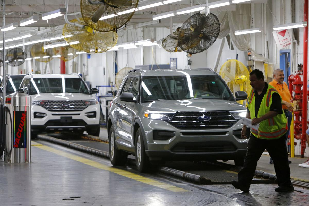 Ford revs back to full production at Chicago Assembly Plant
